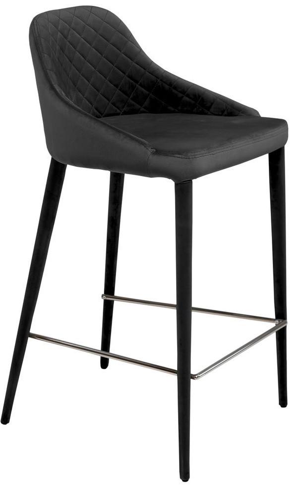 Барный стул Elizabeth черный TM Concepto