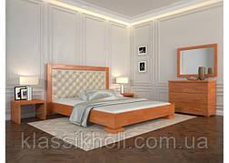 Кровать Подиум Arbor Drev бук