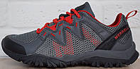Мужские кроссовки Merrell Tetrex Gray/Red