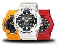 Как настроить копию часов Casio G-Shock