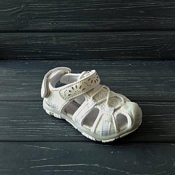 Сандалии - босоножки с закрытым носком от Tom.M девочкам, р.22-25
