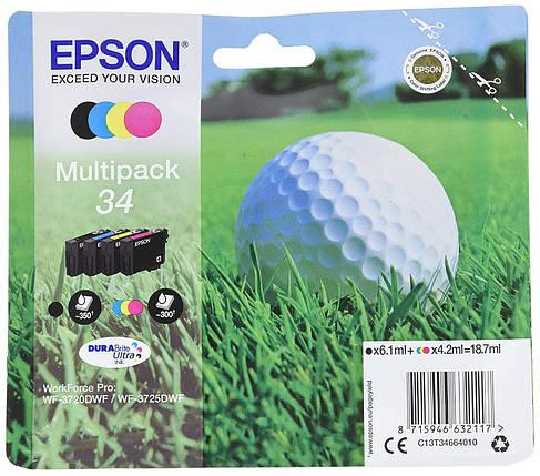 Картридж - Epson Multipack , фото 2