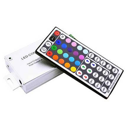 Контроллер для LED ленты RGB IK-управление 44 кнопок 144 ВТ., фото 2