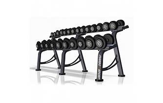 Гантельный ряд Marbo-Sport 4-26 кг.
