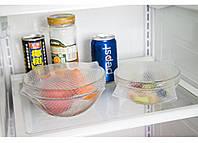Силиконовая крышка пленка, Силіконова плівка кришка, Кухонные принадлежности