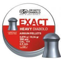Пульки JSB Exact Heavy (546267-500)