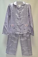 Пижама сиреневая 8 лет (Д)
