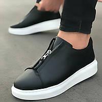 Чоловічі кросівки Wagoon 01 Black/White, фото 1