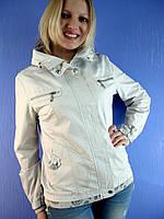 Женская весенняя, летняя ветровка Ylanni 882, XL-6XL (куртка: 100% хлопок) Ylanni, Janiсa, Mishele, Symonder