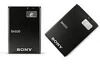 Аккумулятор, батарея Sony BA600 ST25i LT26i Xperia U АКБ