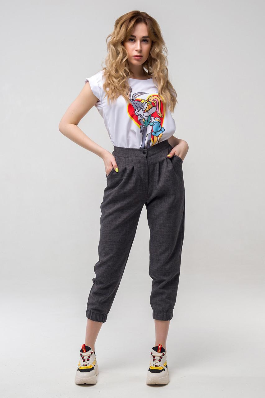 """Женские льняные брюки """"Лесли 4"""""""