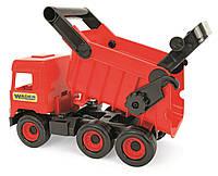 """Самосвал """"Tech truck"""" (красный), Wader, 39486"""