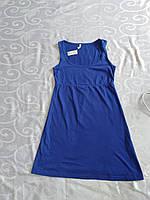 Майка-туника, платье-майка, длинная маечка S