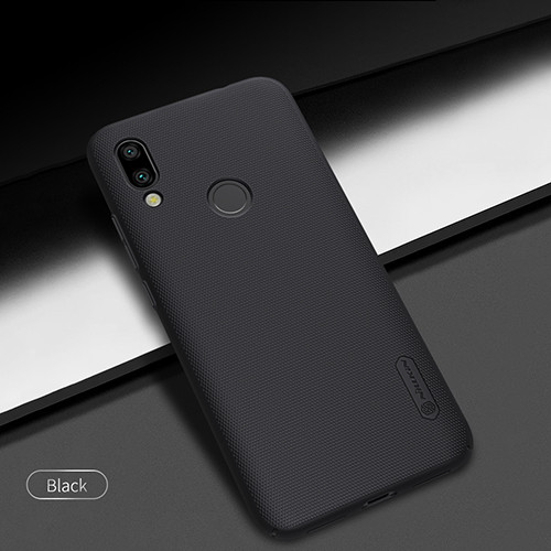 Чехол-бампер Nillkin Super Frosted Shield Black для Xiaomi Redmi 7