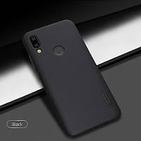 Чехол-бампер Nillkin Super Frosted Shield Black для Xiaomi Redmi 7, фото 1