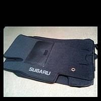 Ворсовые коврики в салон SUBARU Legacy (2004-2009)