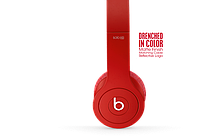 Beats by dr.dre Solo 2 Red, фото 1