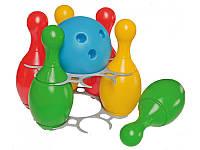 Детский набор для игры в боулинг 2780 Технок
