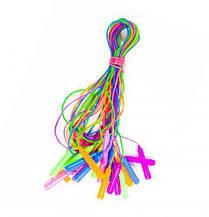 Скакалка цветная (10 штук) BT-JR-0015