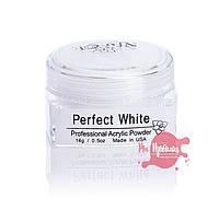 Белая акриловая пудра NFU Powder White 14 г