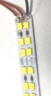 Светодиодная линейка 144 диода - двухрядная 30W