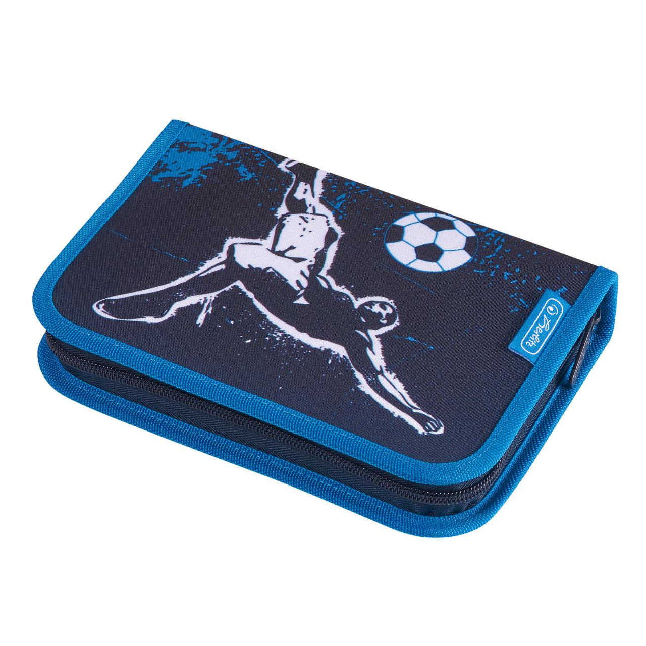 Пенал пустой Herlitz Standard Kick It Футбол (50020836K)