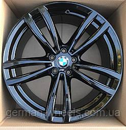 Оригинальные 19 -дюймовые диски для BMW 5 series G30 G31 647 style
