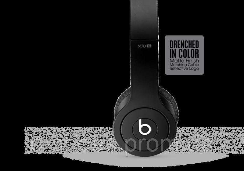 Beats by dr.dre Solo 2 Black