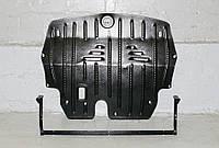 Защита картера двигателя и кпп Volkswagen Polo 2001-  с установкой! Киев