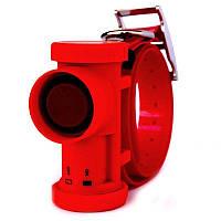 Бипер для охотничьих собак Hunter BHE400 электронный влагозащитный аккумуляторный, красный