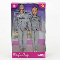 Кукла Defa  с парнем (8360)