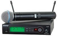 Аренда звукового оборудования:Shure SLX Beta 58a