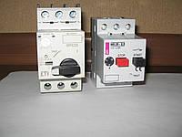 Автоматический выключатель для защиты электродвигателя типа MS-25; MPE-25