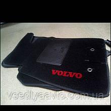 Водійський коврик ворсовий для VOLVO S40 (2004-2012)