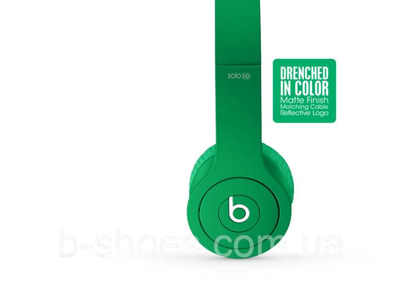 Beats by dr.dre Solo 2 Green
