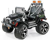 Детский электромобиль джип внедорожник Gaucho Superpower