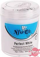 Белая акриловая пудра NFU Powder White 28 г