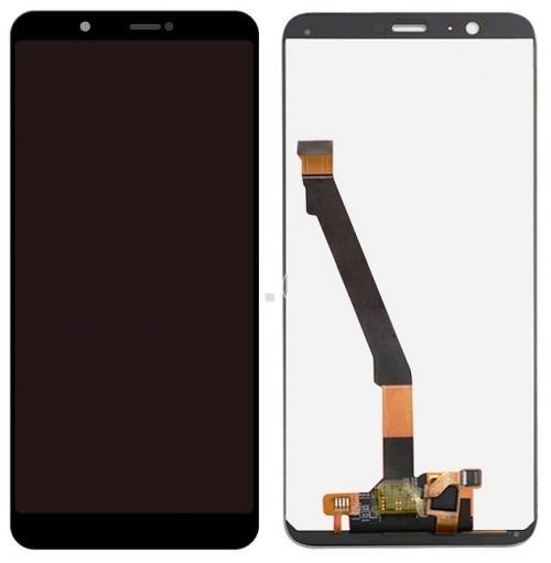 Дисплей Huawei P Smart (FIG-LX1), P Smar DuaL Sim (FIG-L21) + сенсор чёрный
