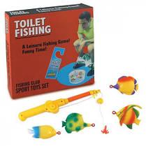 Игра Рыбалка в туалете