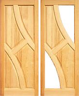 Дверное полотно Симетрия Нестандарт