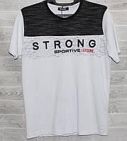 d1e7d028ad138 Футболка мужская модная STRONG, размеры S-2XL (норма)
