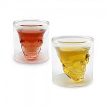 Череп в стакане