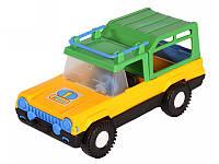 "Детская машина ""Авто-сафари"" Wader, 39005"