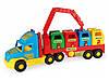 Машина Wader сміттєвоз Super Truck 36530