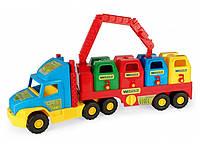 Машина Wader мусоровоз Super Truck 36530