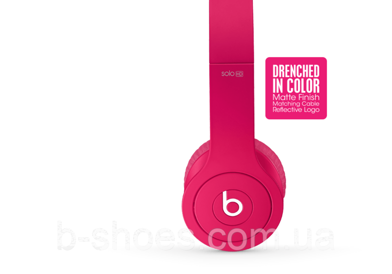 Beats by dr.dre Solo 2 Pink