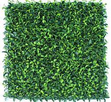 Декоративное зеленое покрытие Engard Самшит молодой 50х50 см GCK-05