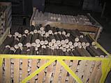 Брикетировщик опилок, Изготовление брикетов из опилок., фото 5