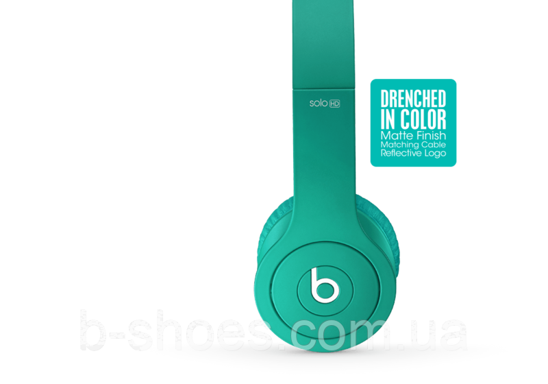 Beats by dr.dre Solo 2 Teal