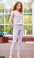 Комбинезон стильный молодежный,женский летний комбинезон с шортами,легкий летний брючный комбинезон